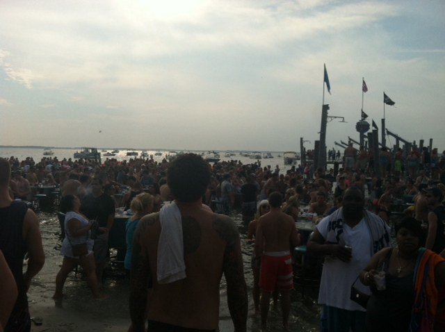 The Bay at Seacrets