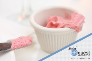 Isabella's Strawberry Butter