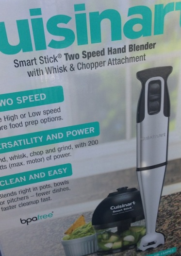 Cuisinart Immersion Blender